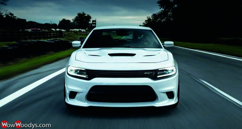 2019 dodge charger styling