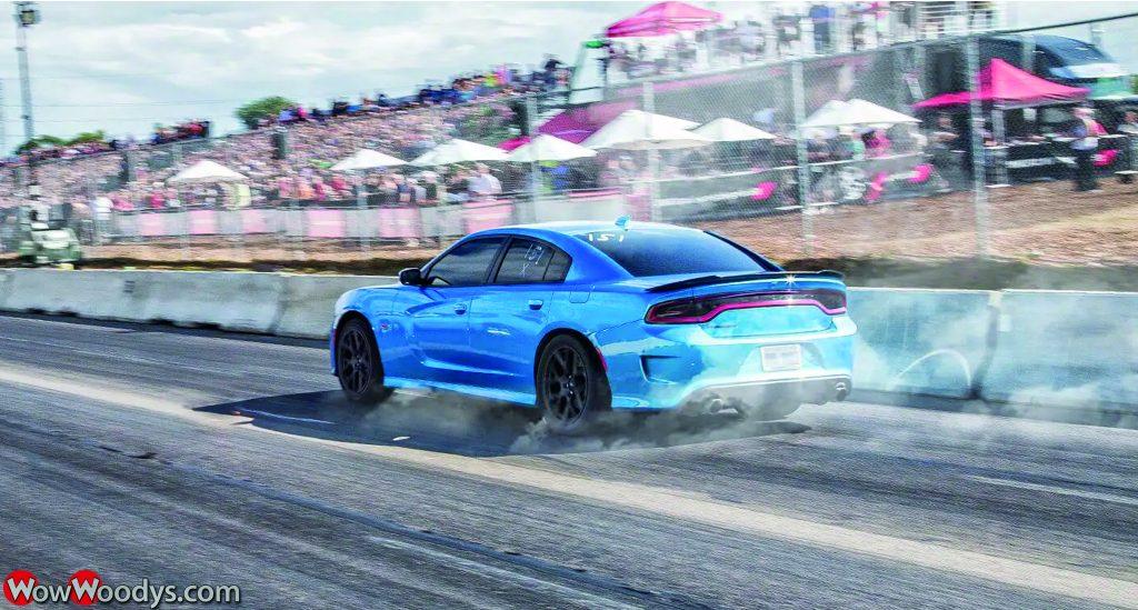 2019 Dodge Charger SRT Track
