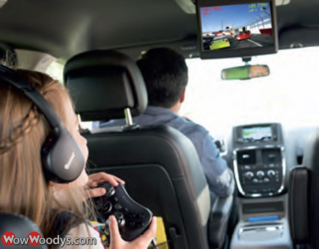 2019 Dodge Grand Caravan Entertainment