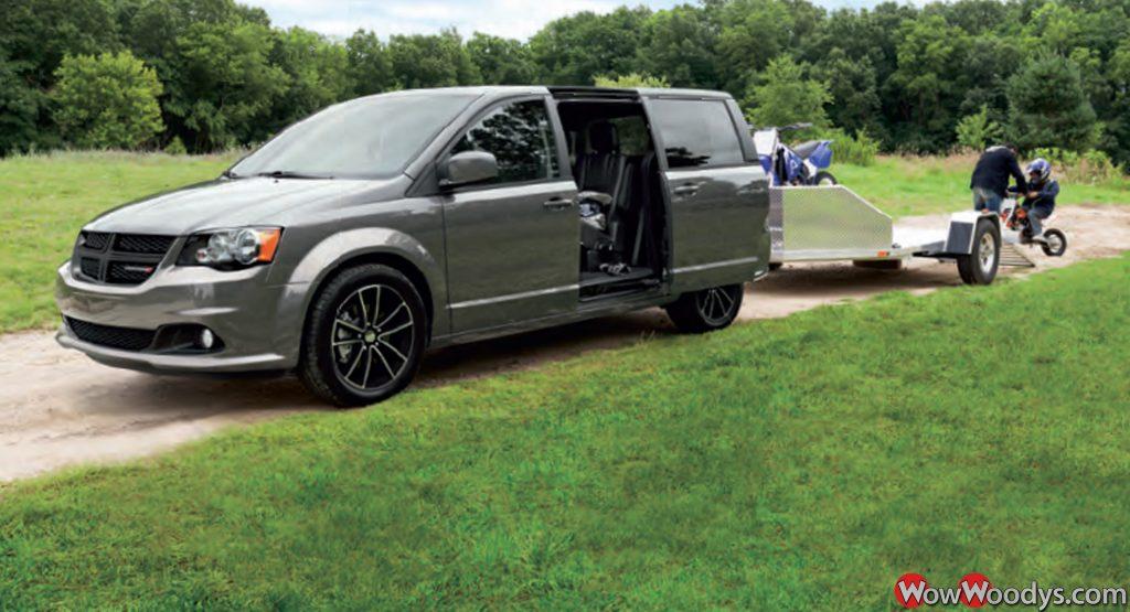 2019 Dodge Grand Caravan Towing Capability