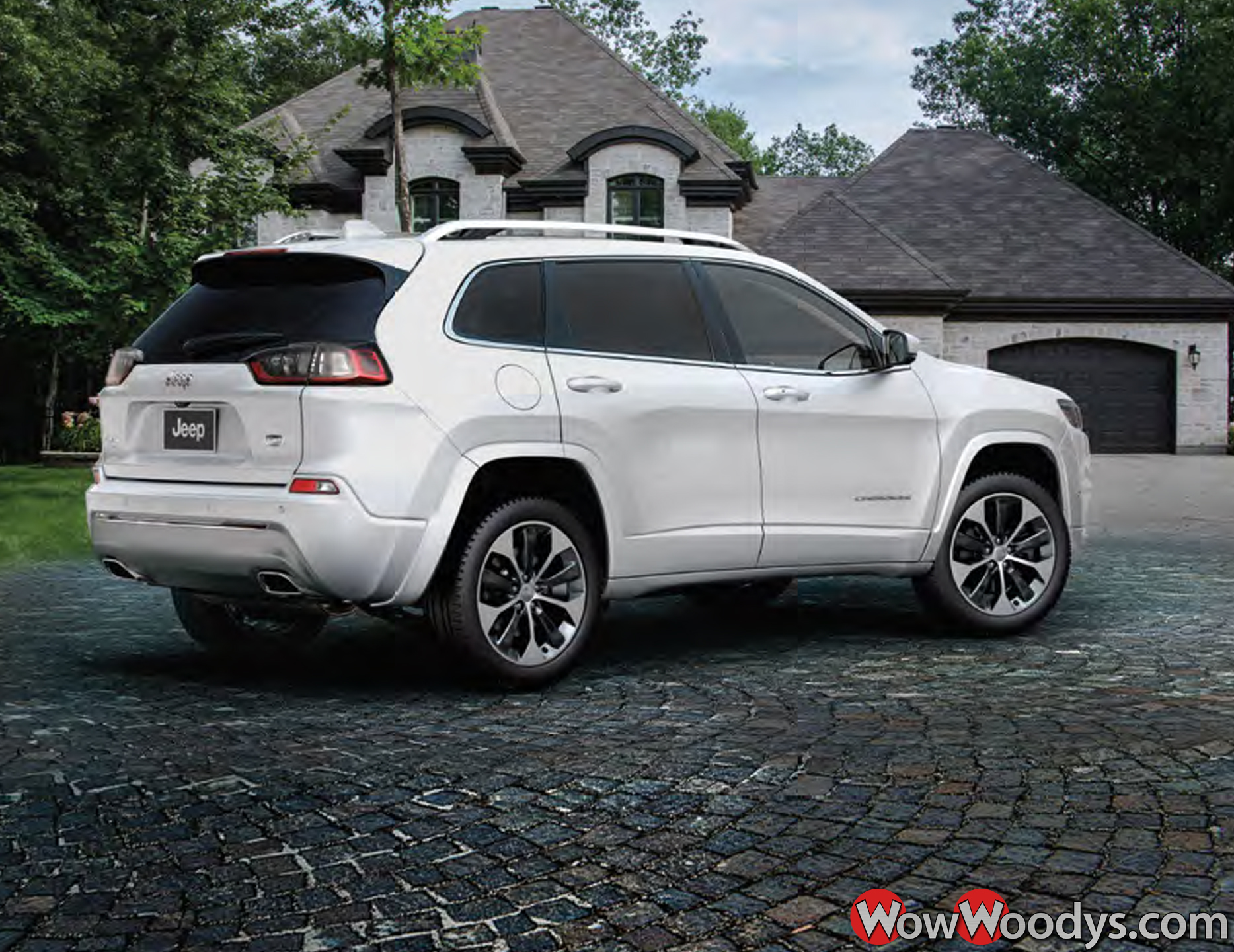 2019 Jeep Cherokee New Look