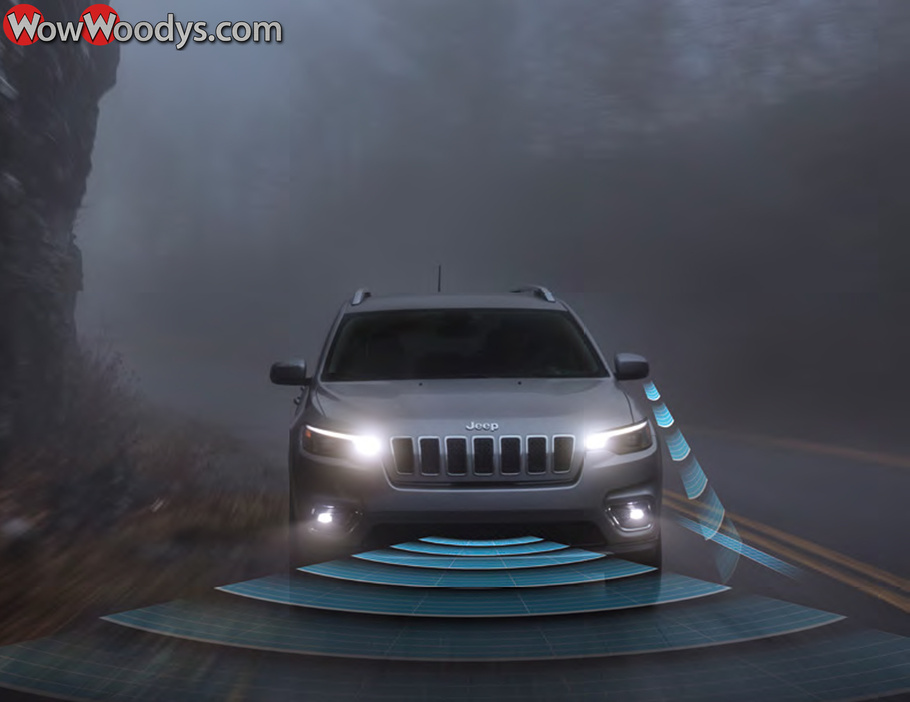 2019 Jeep Cherokee Advanced Safety and Security Features
