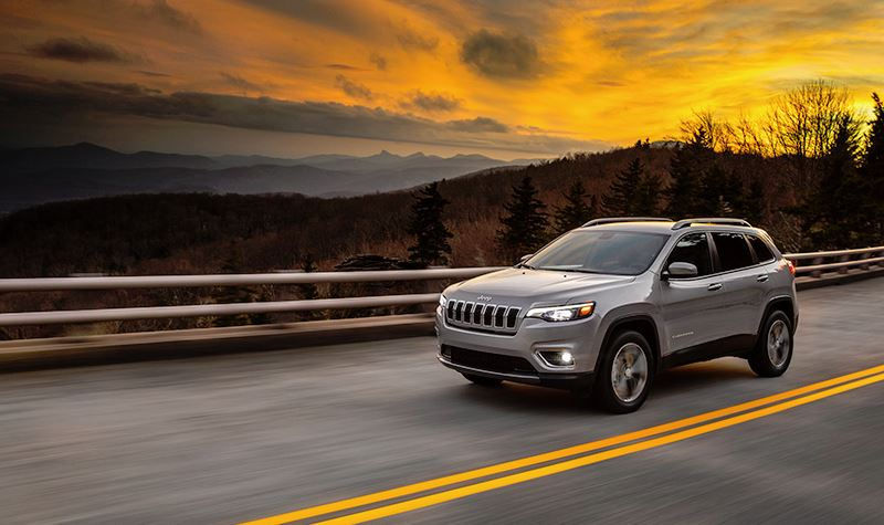 Compare 2019 Jeep Cherokee Trim Levels