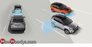 2019 Jeep Compass Advanced Safety Options