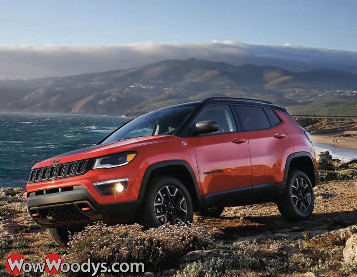 2019 Jeep Compass Advanced Terrain