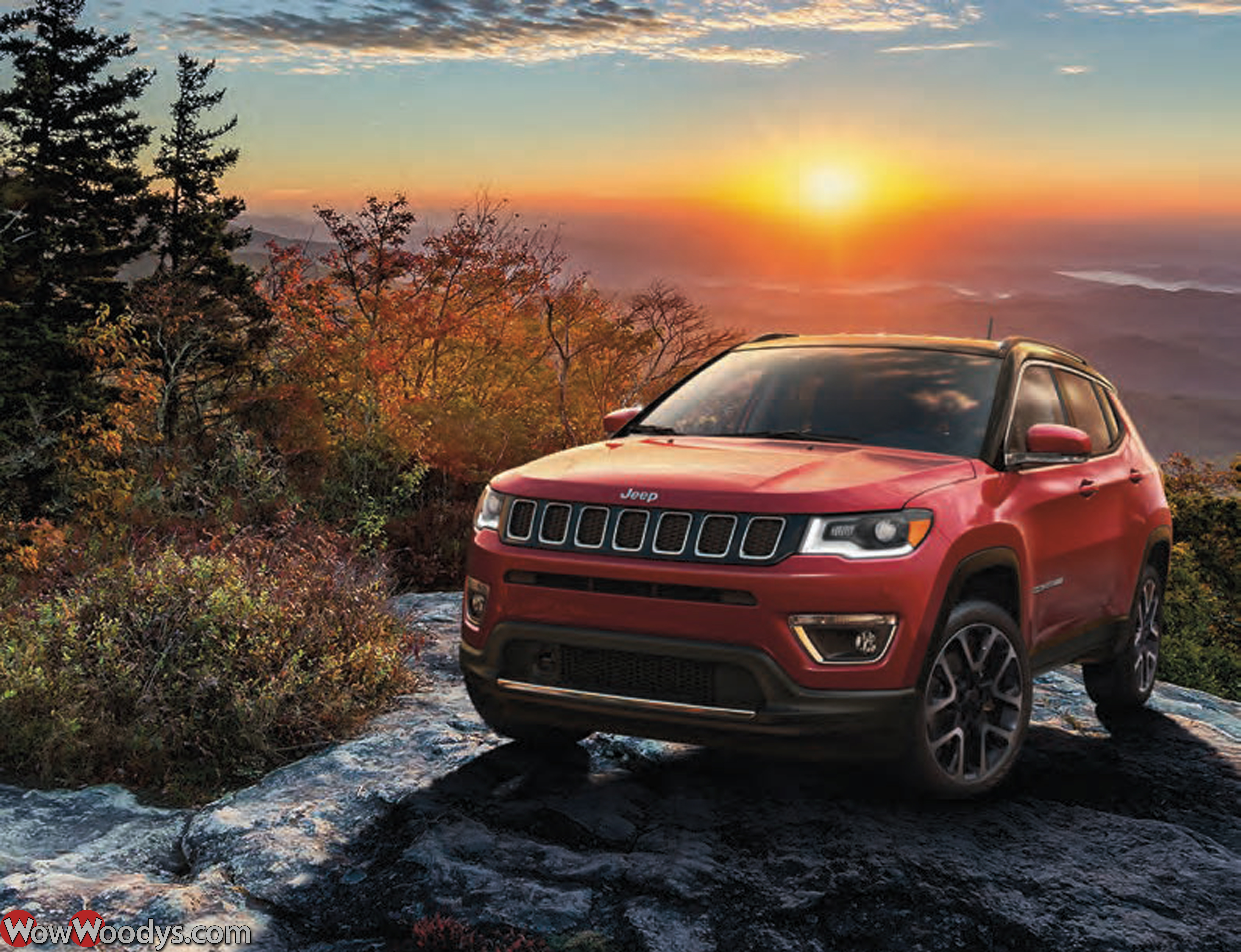 2019 Jeep Compass Navigate New Adventures