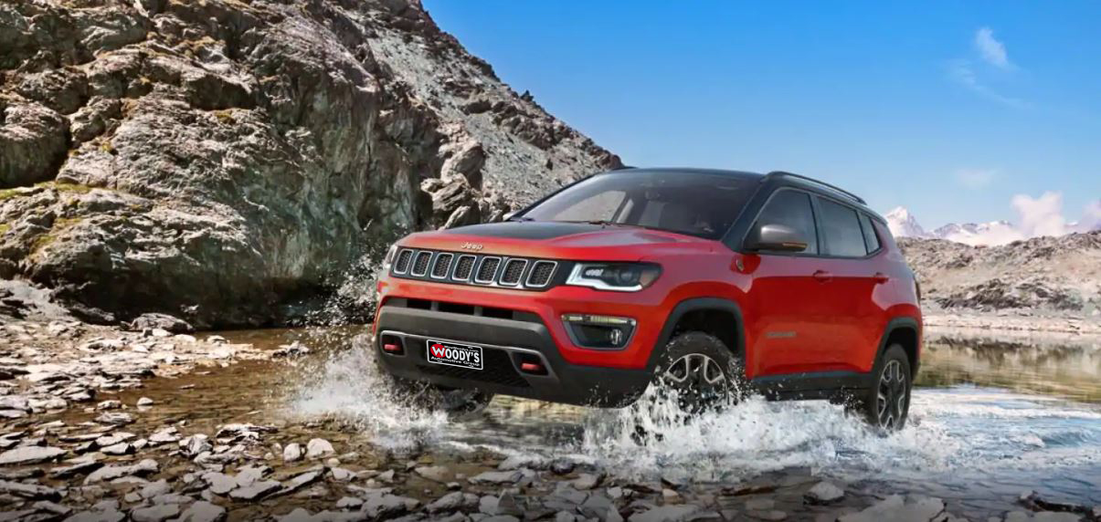 2019 Jeep Compass Trim Level Comparison
