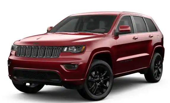 2019 Jeep Grand Cherokee Altitude For Sale Wowwoodys