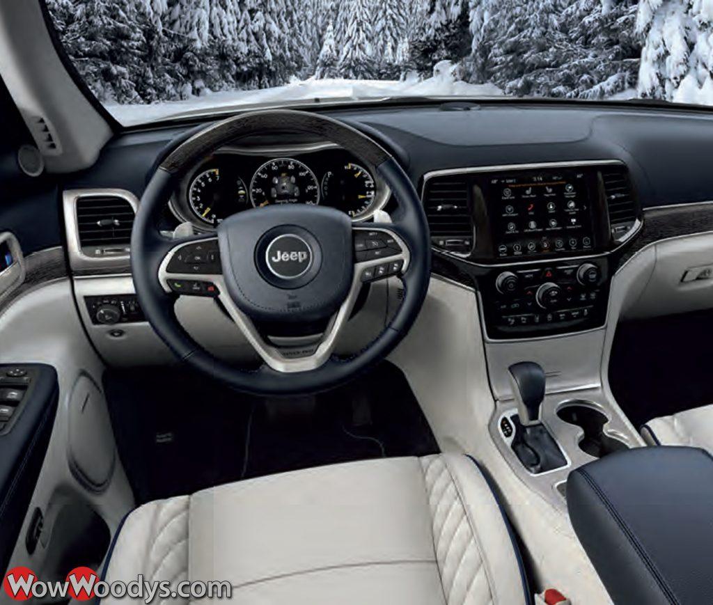 2019 Jeep Grand Cherokee Luxury