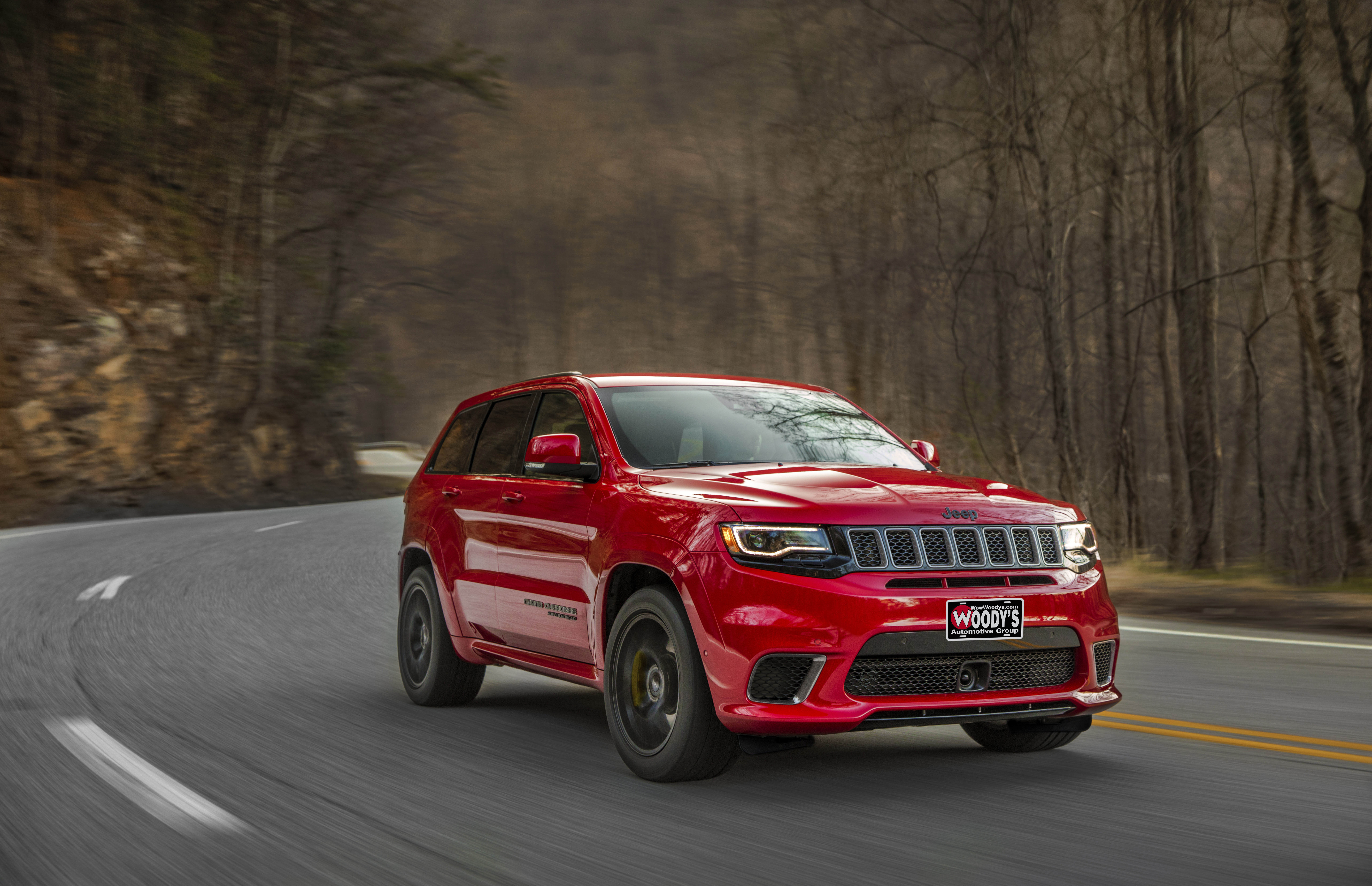 New 2019 Jeep Grand Cherokee Trims In Chilicothe Near