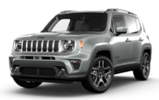 2019 Jeep Renegade High Altitude S