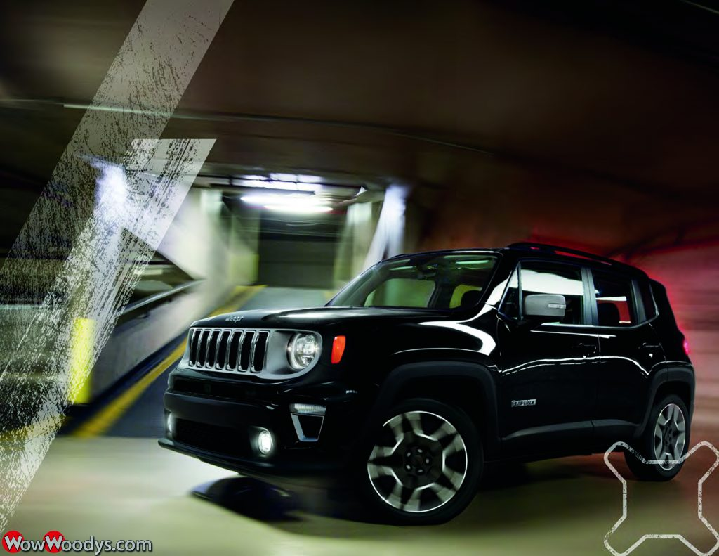 2019 Jeep Renegade Safety