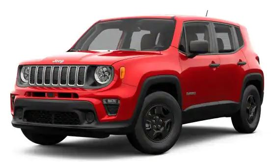 2019 Jeep Renegade Sport Trim