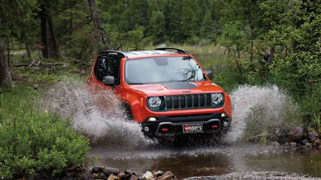 2019 Jeep Renegade Trim Level Comparison