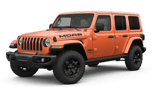 2019 Jeep Wrangler MOAB 4 Door
