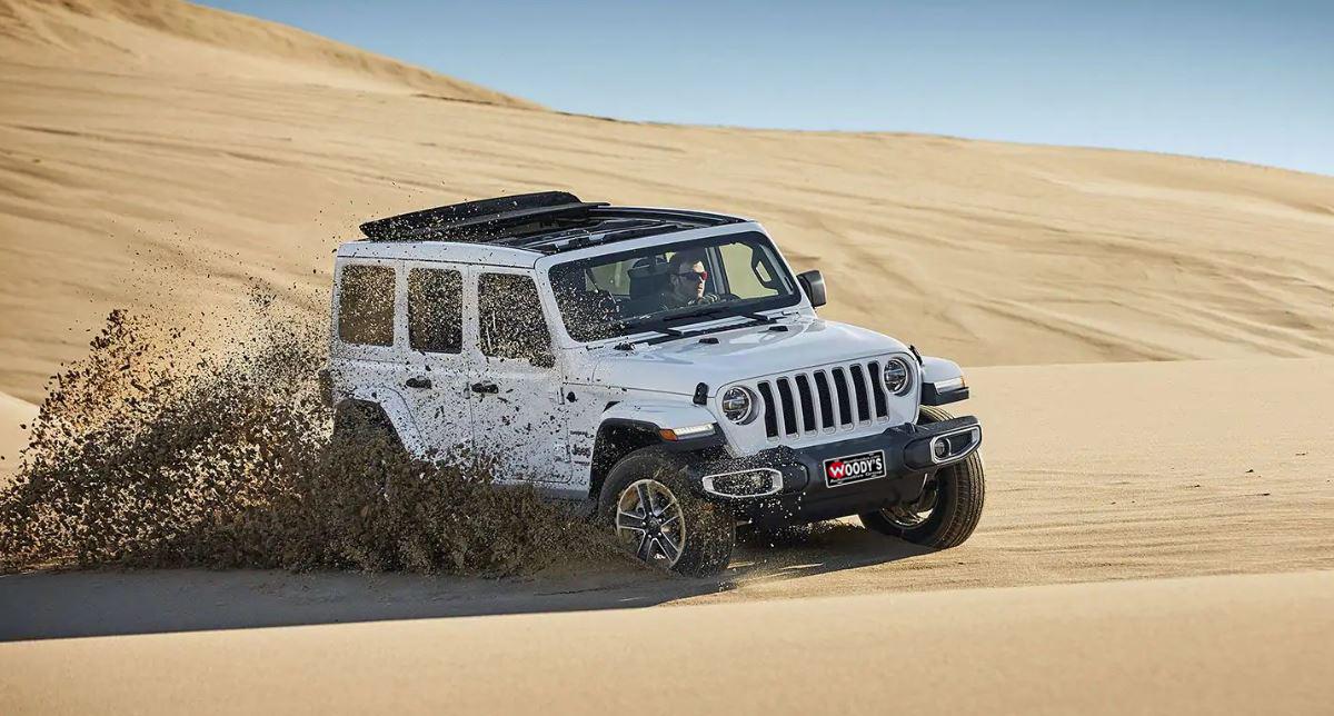 2019 Jeep Wrangler Trim Level Comparisons