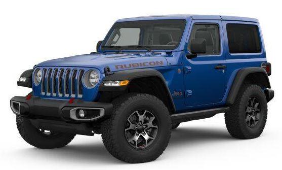 2019 Jeep Wrangler Rubicon 2 Door