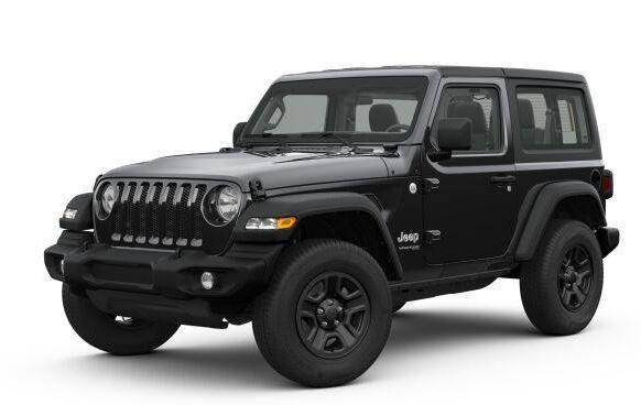 2019 Jeep Wrangler Sport 2 Door