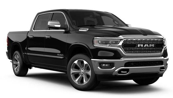 New 2019 Ram 1500 Trims In Chilicothe Near Kansas City