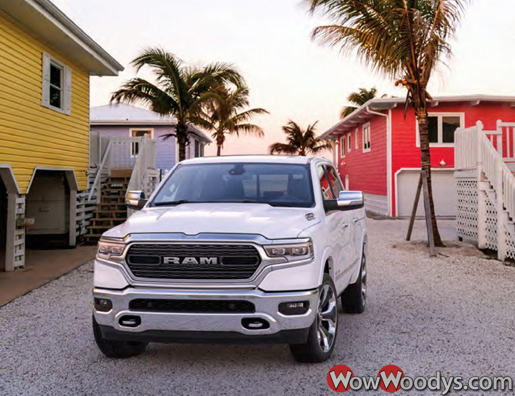 2019 Ram 1500 Luxurious Styling