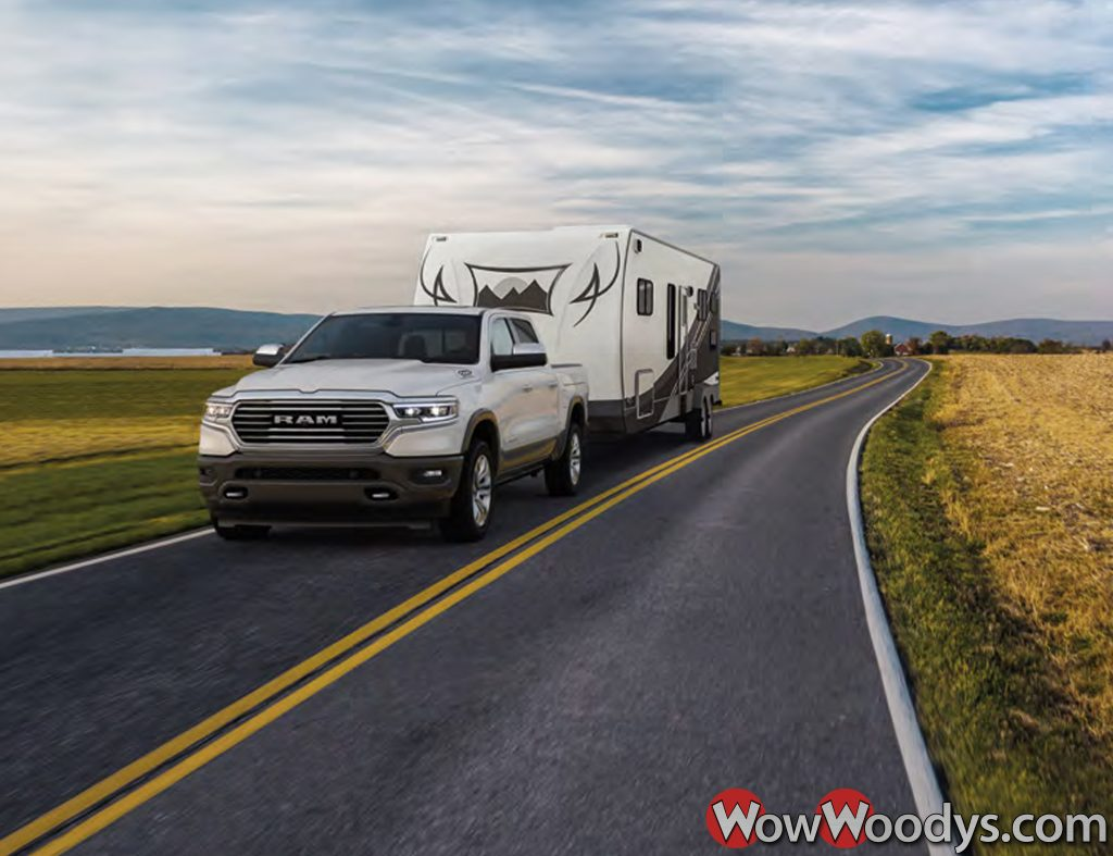 2019 Ram 1500 Best In Class Towing Capability