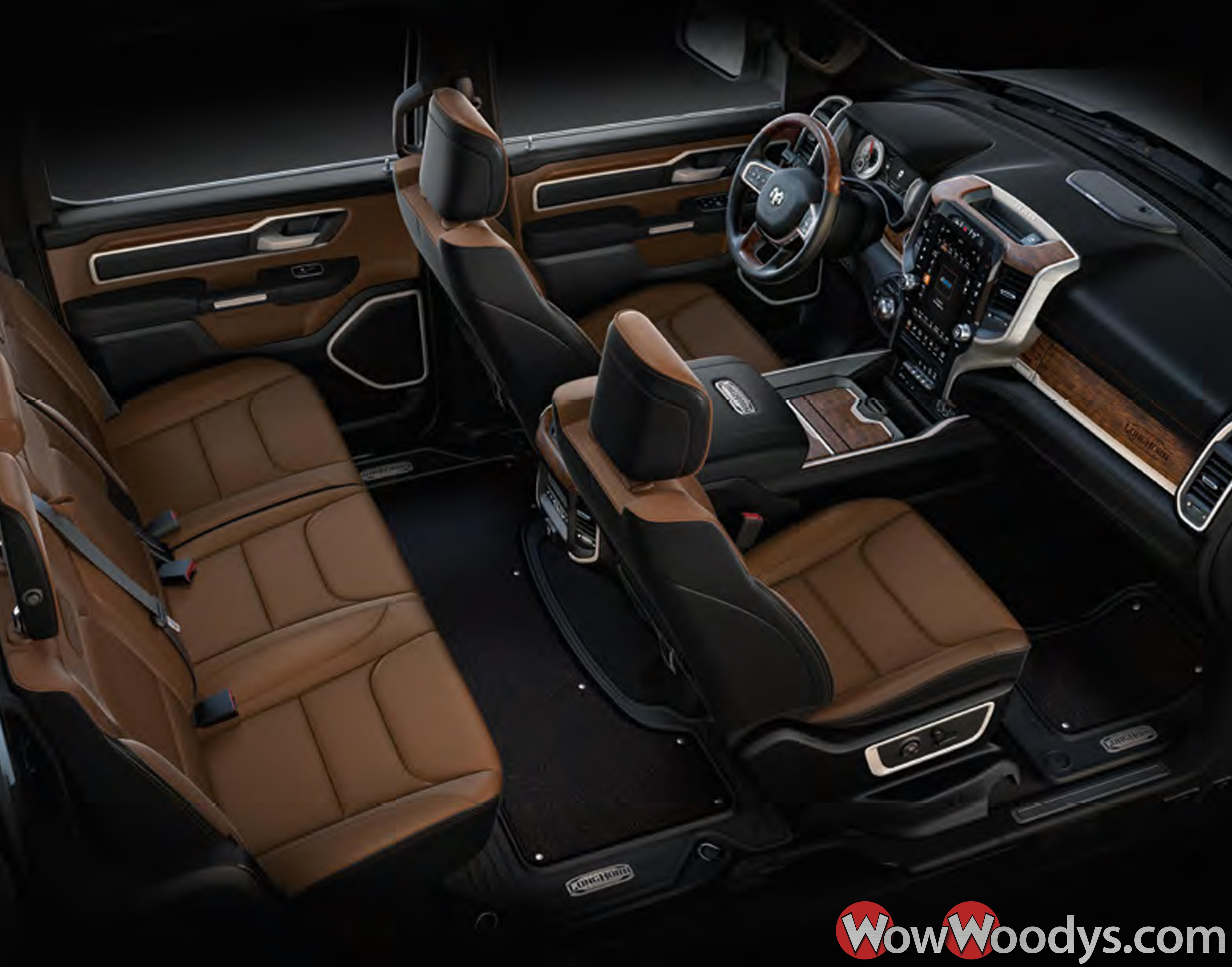 2019 Ram 1500 Luxury