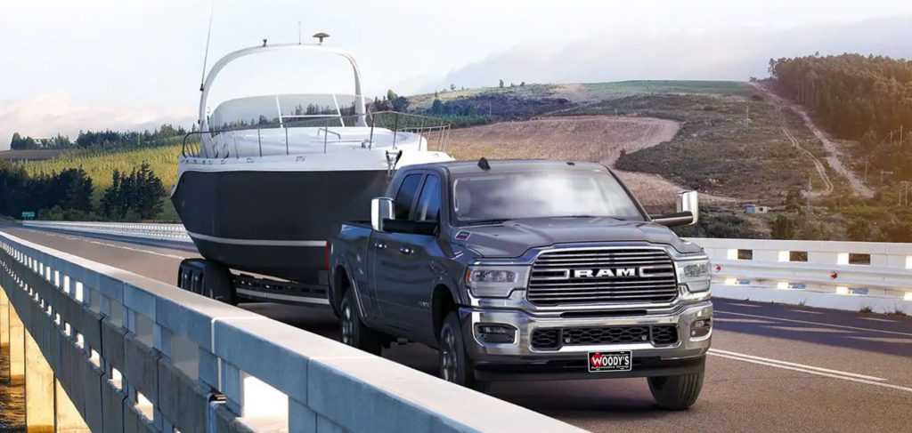 2019 Ram 2500 Best In Class Towing