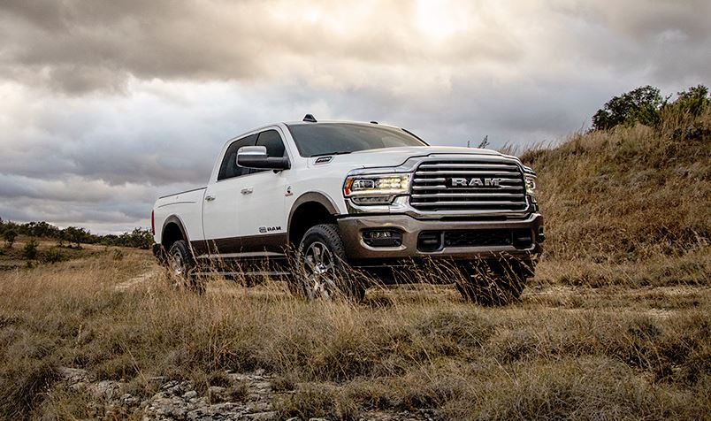 What's New for 2019 Ram 2500/3500 Heavy Duty