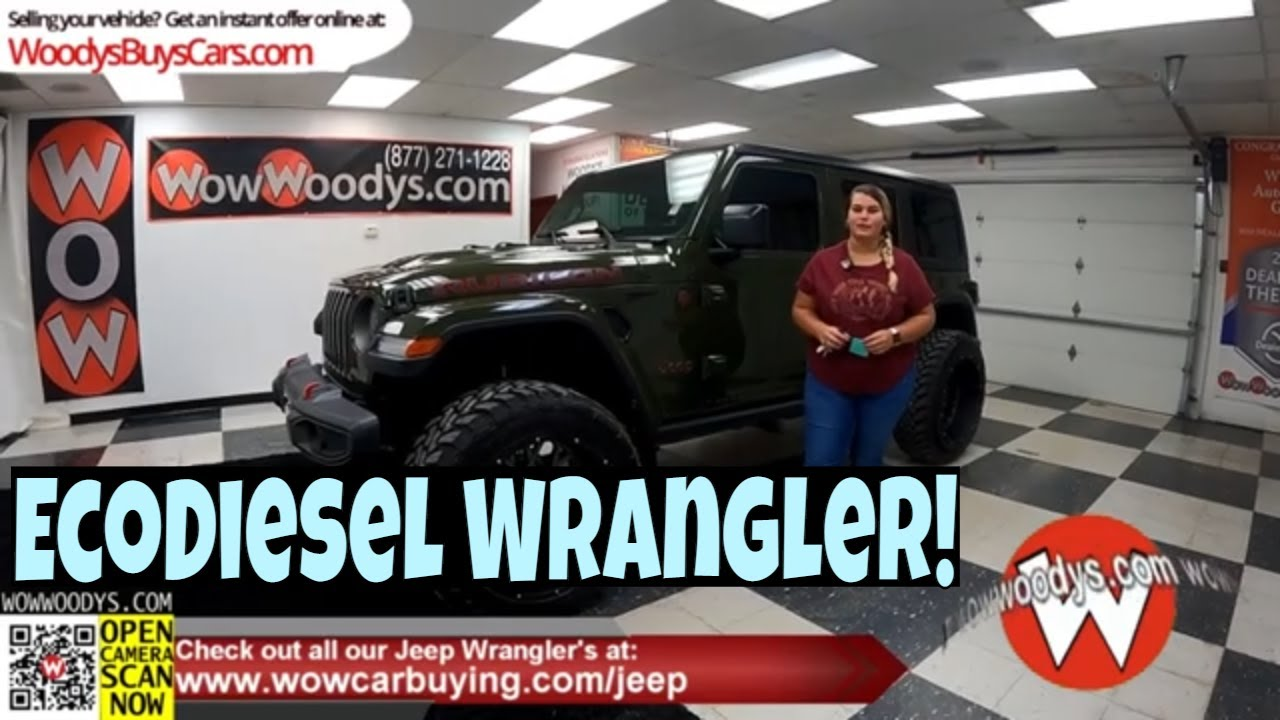 2020 Jeep Wrangler Unlimited Rubicon Video walkaround