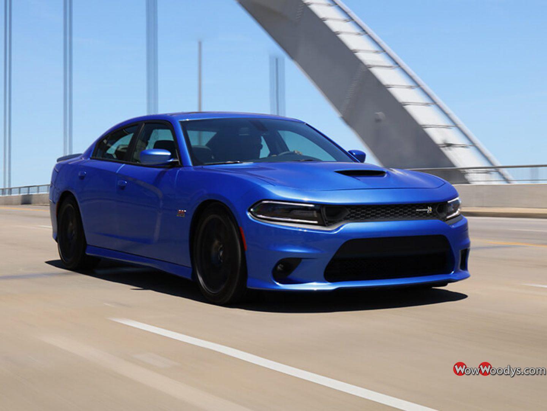 2020 Dodge Charger Trim Level Comparison