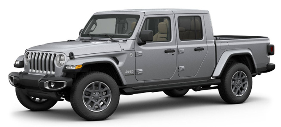 2020 Jeep Gladiator Overland for sale wowwoodys