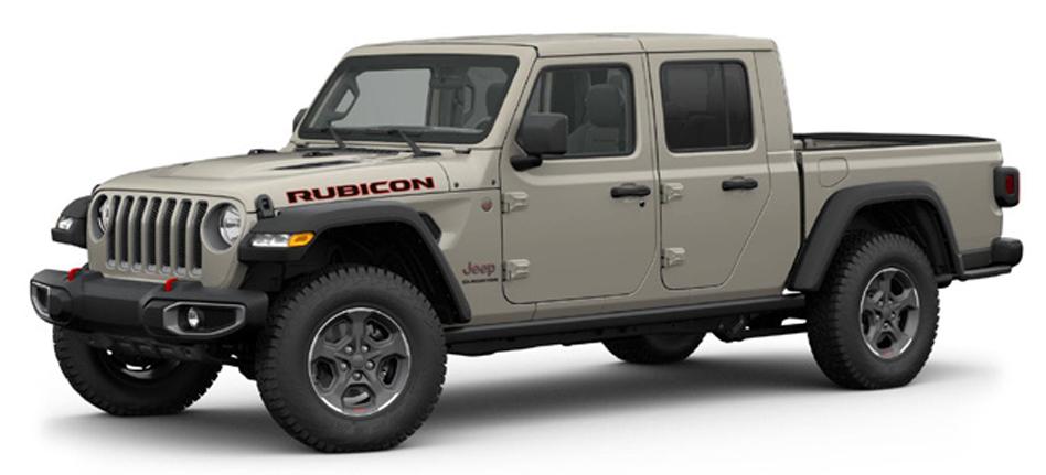 2020 Jeep Gladiator Rubicon for sale wowwoodys