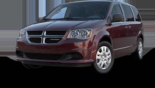 2020 Dodge Grand Caravan Trim Level Comparison