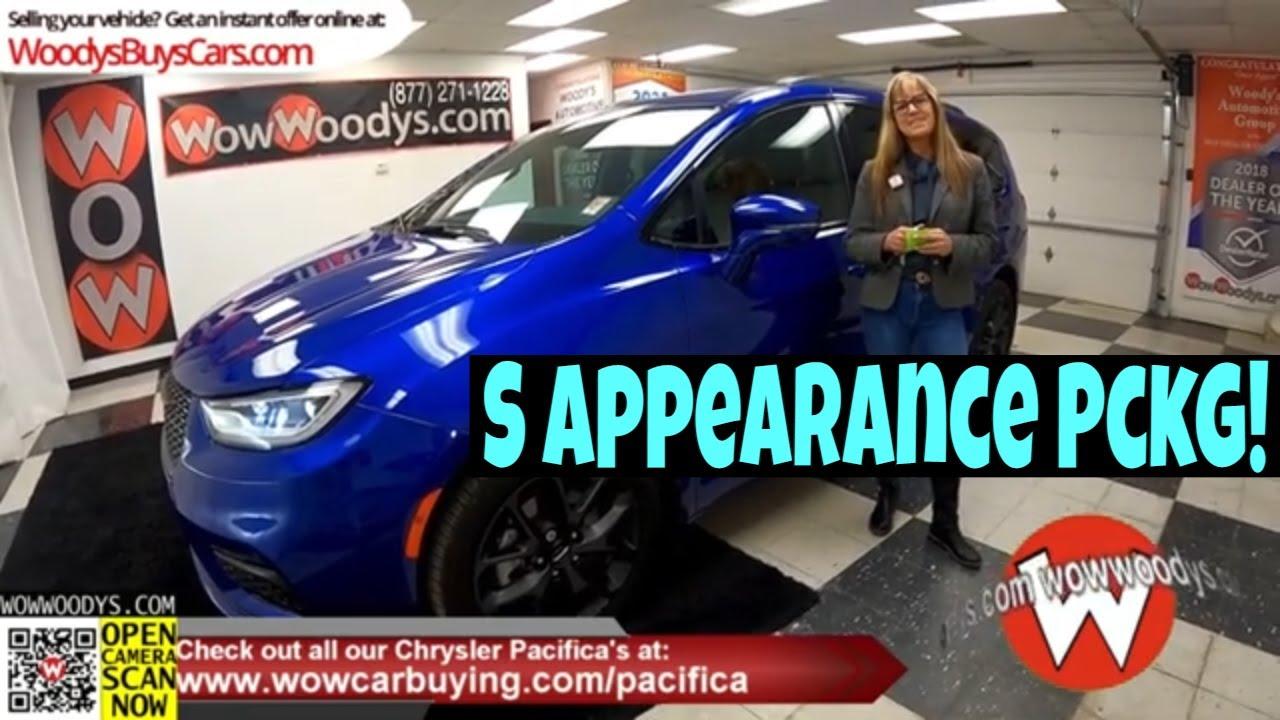 2021 Chrysler Pacifica Touring L Video walkaround