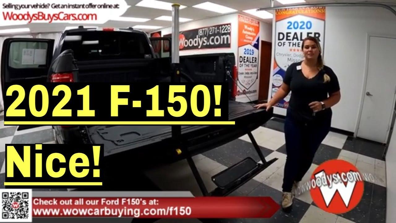 2021 Ford F-150 XLT VideoWalkaround