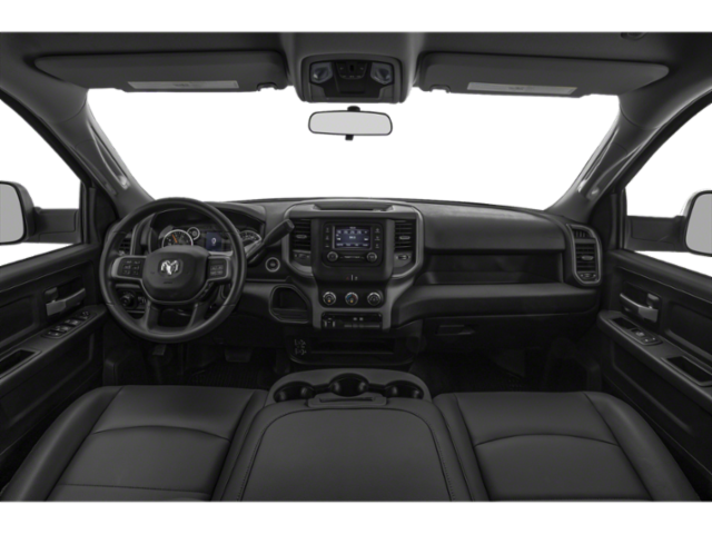 2021 RAM 2500 interior
