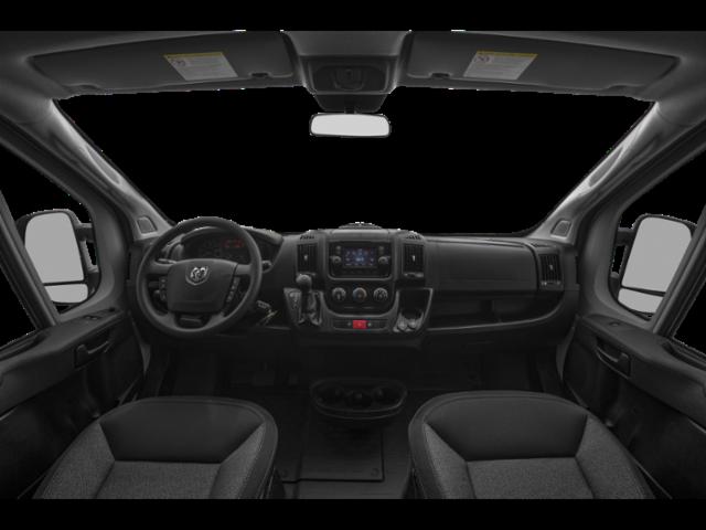 2021 Ram Promaster interior