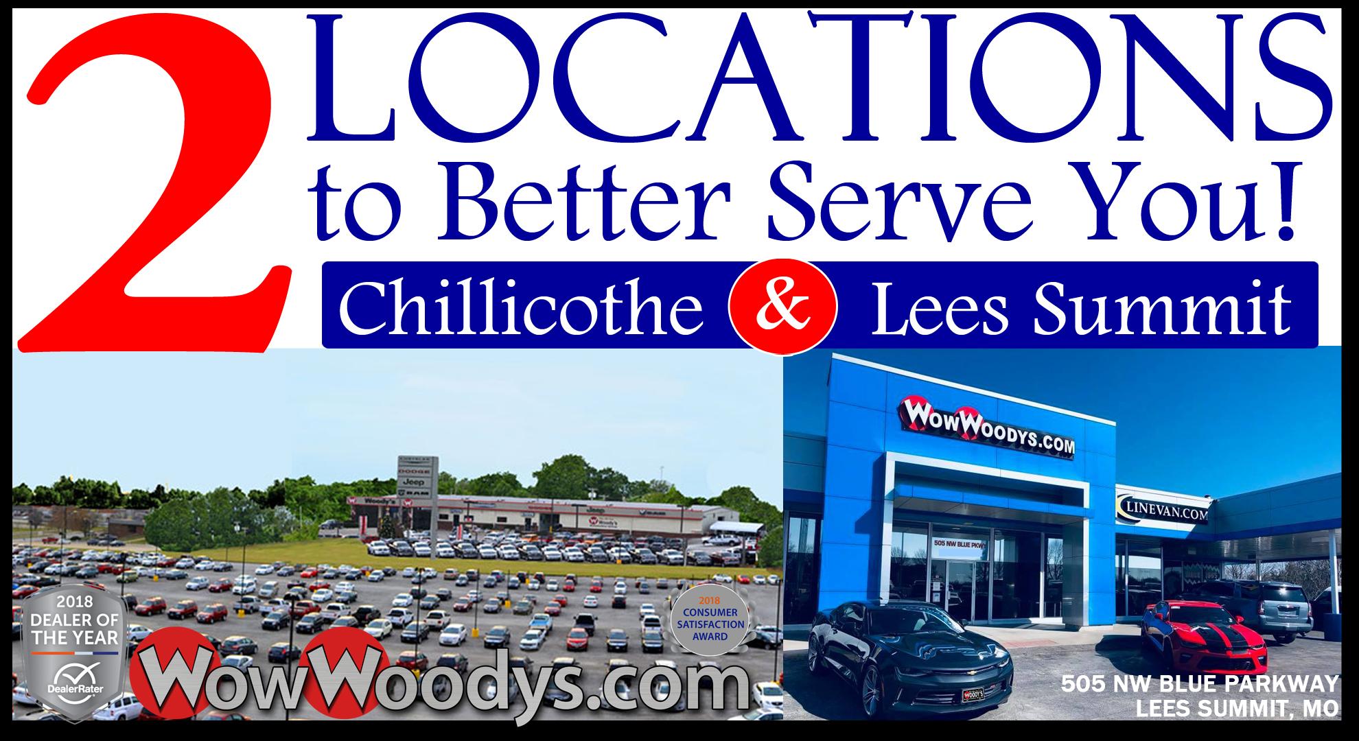 WOODY s AUTOMOTIVE GROUP Chrysler Dodge RAM Jeep Dealers Kansas