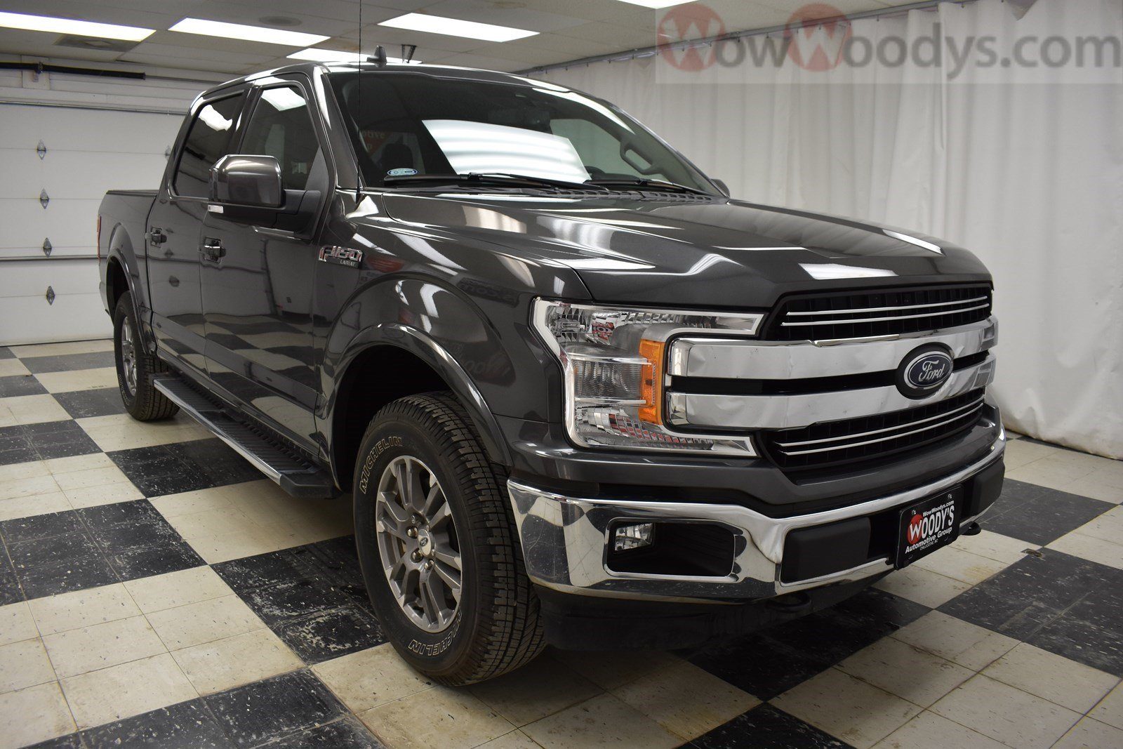 2019 Ford F-150 Lariat 4×4 SuperCrew 5.5′ Box