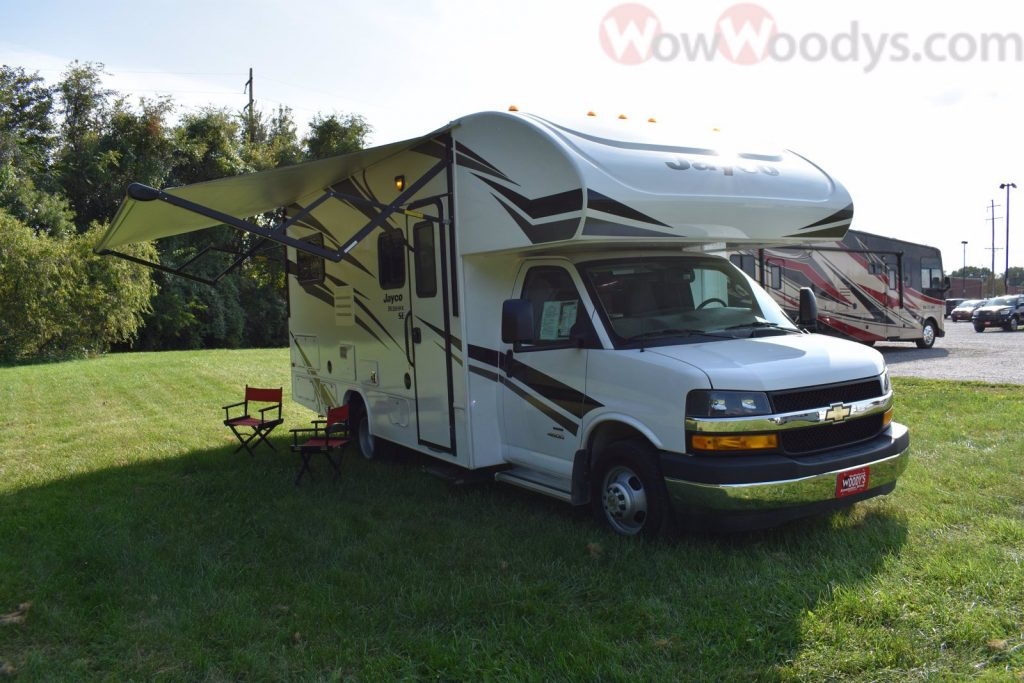 Used Campers Wow Woodys