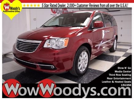 Chrysler Town & Country Minivan For Sale