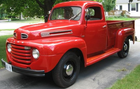1948 FSeries Ford