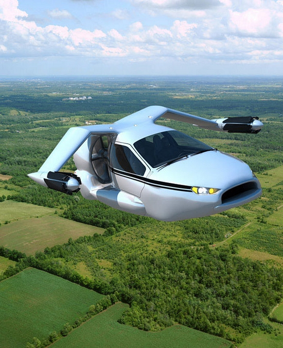 Flying car, Woody's future?