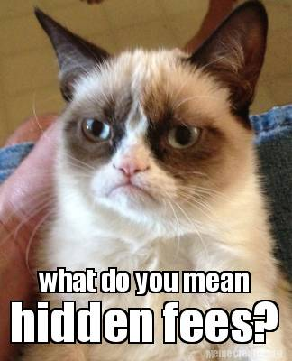 hidden fees image