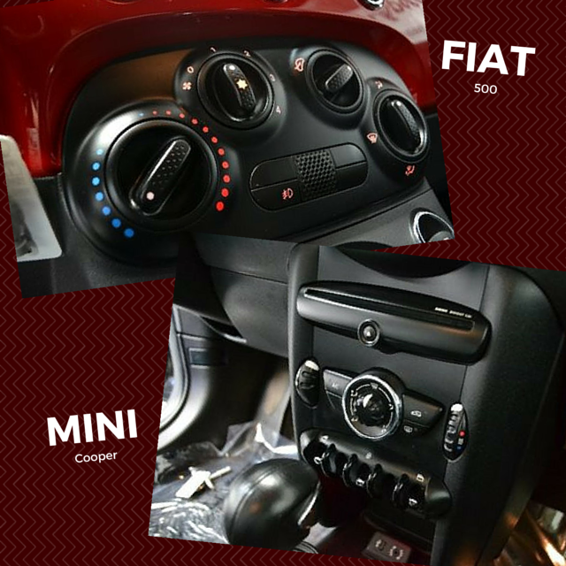 Woody's is your Fiat 500 headquarters!