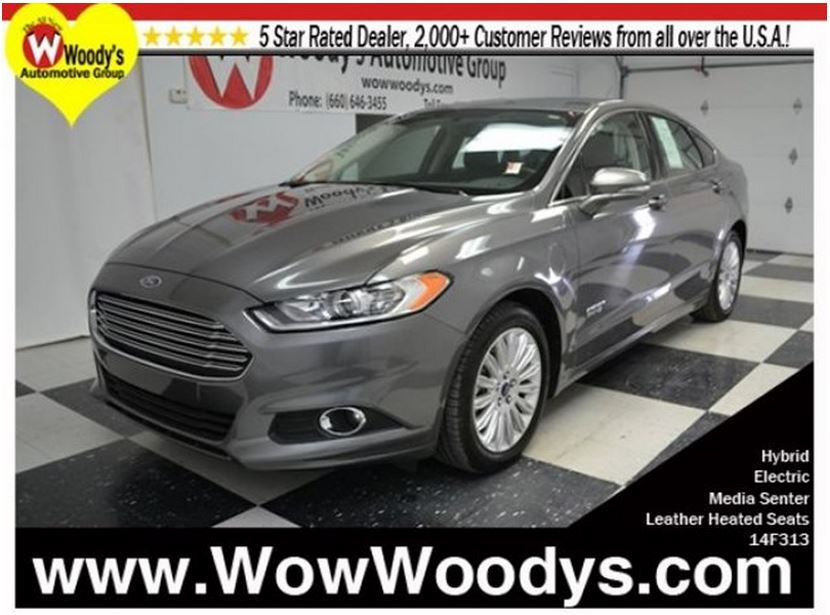 Ford Fusion for sale @WowWoodys