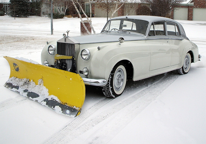 Winterize your car at Woody's