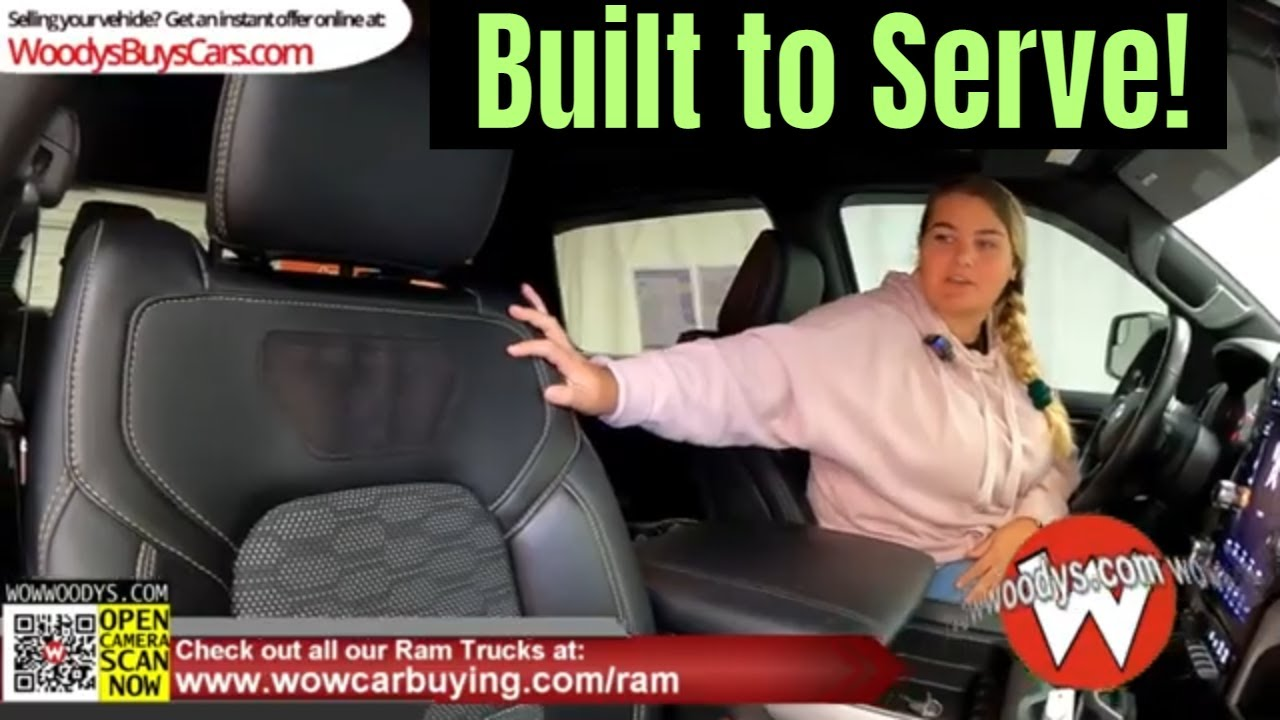 Ram 1500 Big Horn Video Walkaround