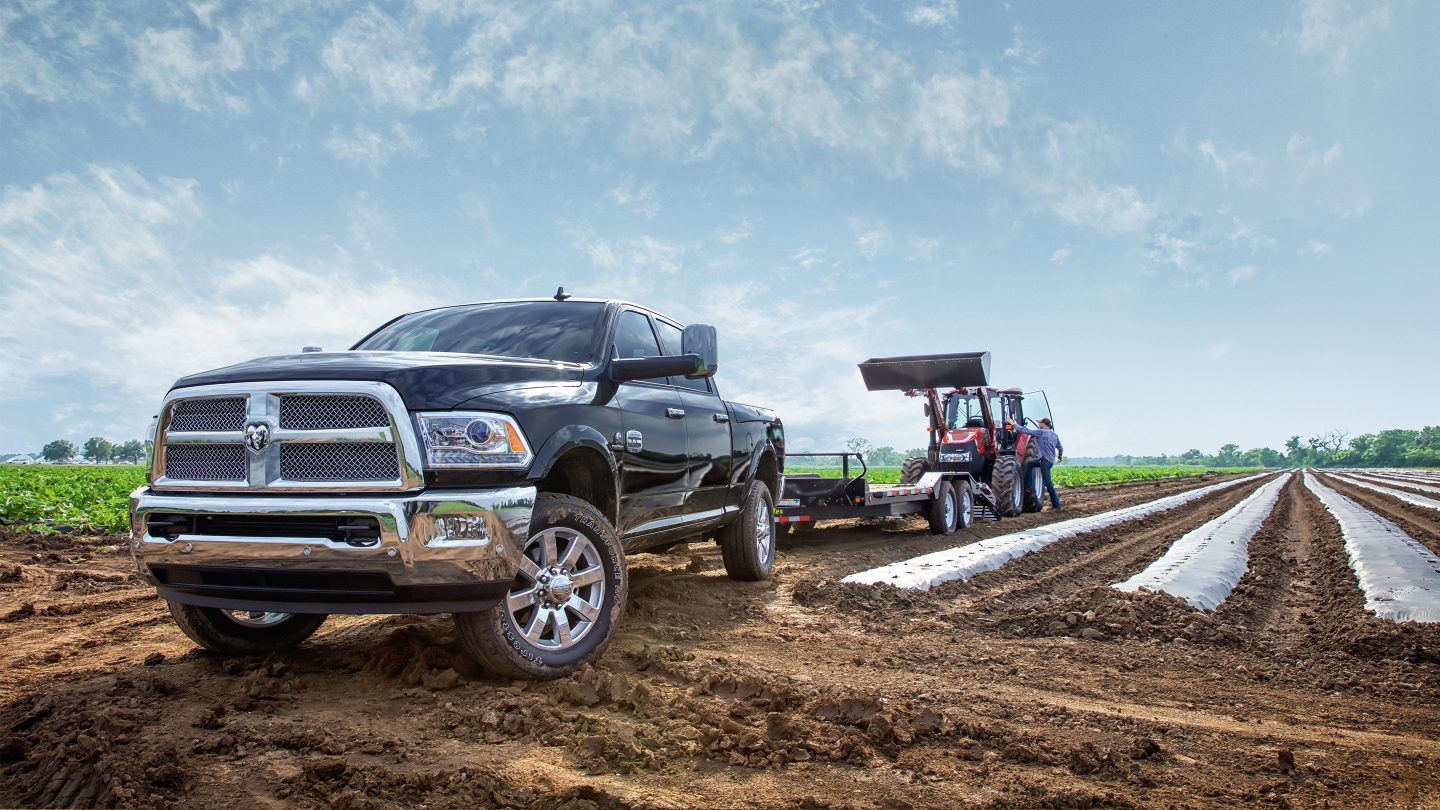 New 2018 Ram 2500 Trucks For