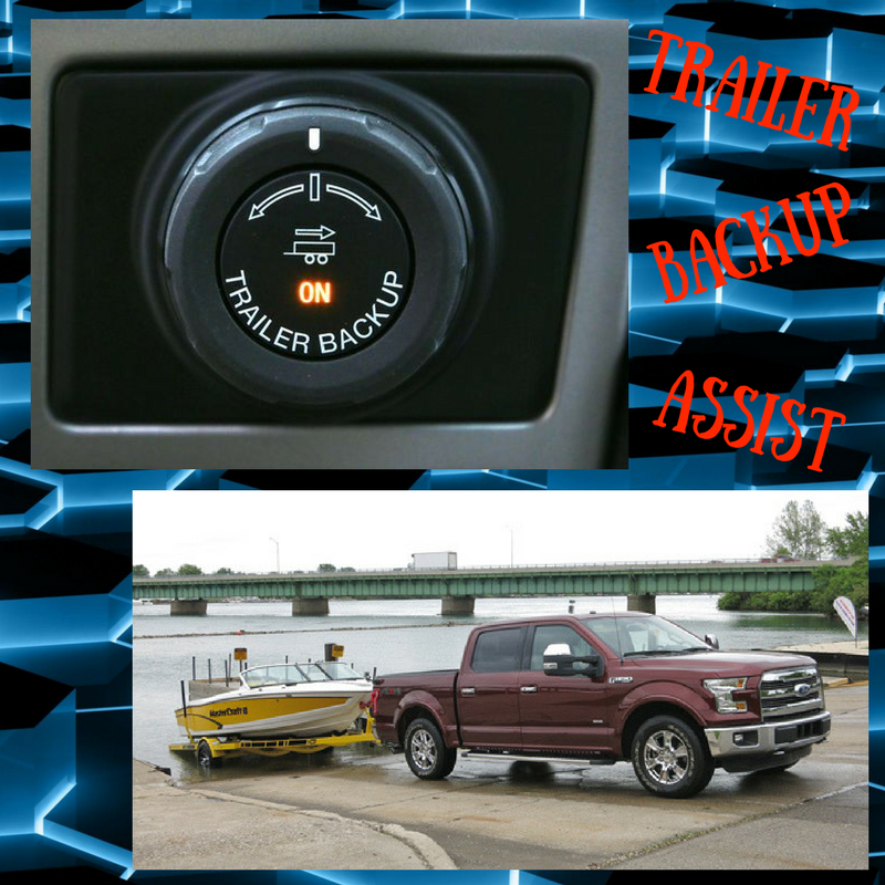 Ford Trailer Backup Assist >> Ford Trailer Backup Assist Woody S Automotive Group